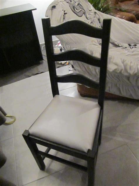 cuisine d hervé le de line relooker des chaises à vos pinceaux