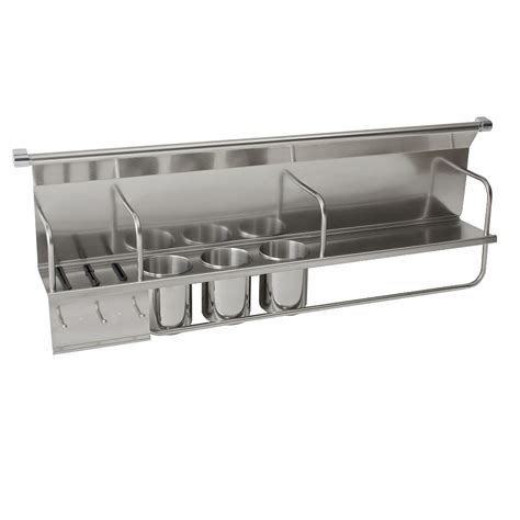 Stainless Steel Wall Spice Rack by Kitchen Wall Storage Organiser Rack Wall Spice Rack