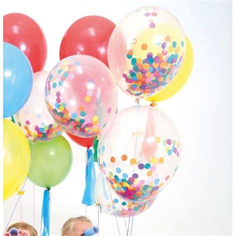ballon confettis meri meri enfants anniversaire soirees