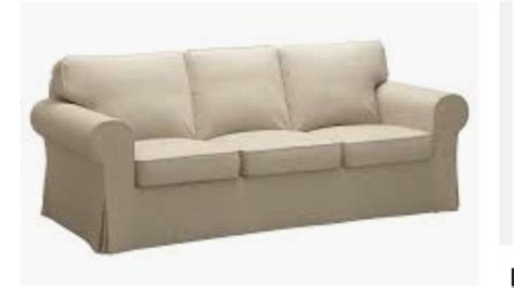 Ikea Copridivano Ektorp 3 Posti : Ikea Ektorp 3 Seater Sofa Cover Beige