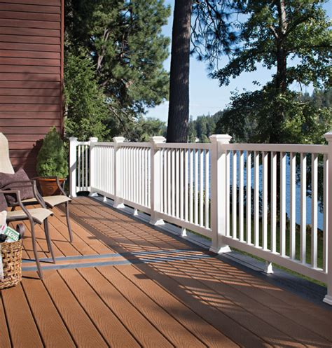 Trex Select Decking Dimensions by Trex Select Saddle Grooved 12 Schillings