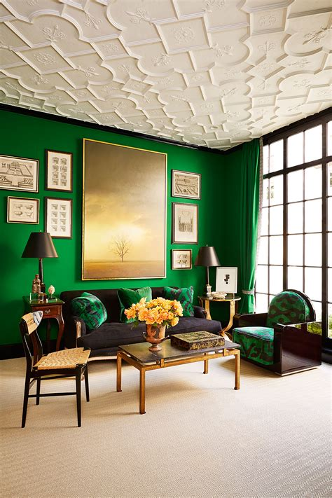 How To Decorate A Room For A - how to decorate with velvet architectural digest