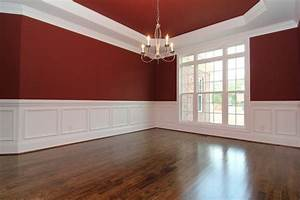 Dining room with wainscoting - Traditional - raleigh - by