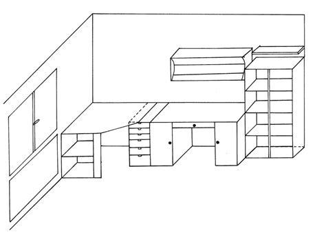 coloriage bureau bureau a dessin dessin meuble coloriage un bureau