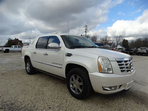 auto air conditioning service 2011 cadillac escalade ext electronic toll collection 2007 cadillac escalade ext for sale in medina oh southern select auto sales