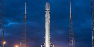 UPDATED: SpaceX successfully launches satellite, but ...