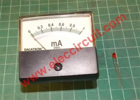 Convert Galvanometer Voltmeter Eleccircuit