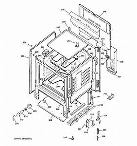 Hotpoint Electric Range Body Parts