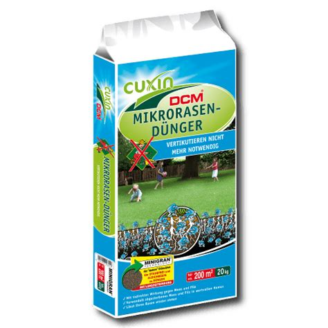 dünger für thuja cuxin mikro rasend 195 188 nger