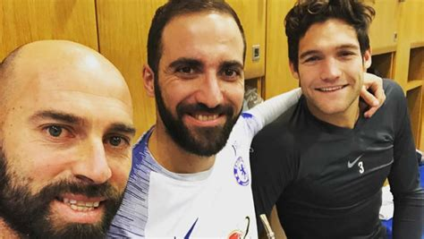 Eden Hazard: What I really think about Gonzalo Higuain at ...