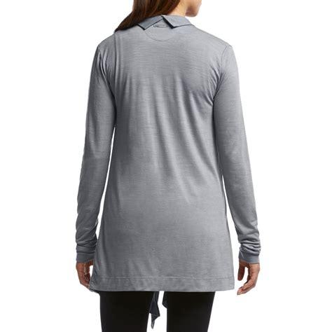 wrap sweater cardigan icebreaker sphere wrap cardigan sweater for save 50
