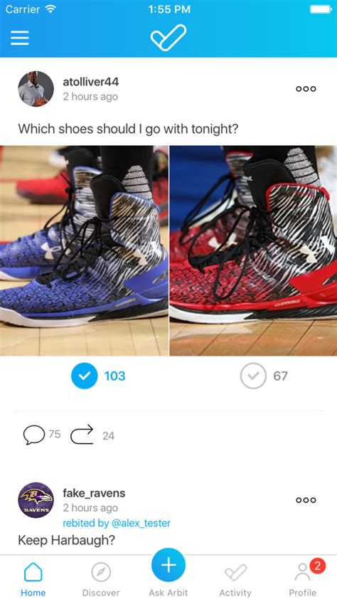this app lets you tell nba players what shoes to wear