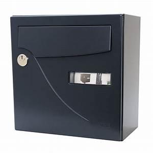 Renz Boite Aux Lettres : bo te aux lettres compacte 1 porte renz essentiel acier ~ Dailycaller-alerts.com Idées de Décoration