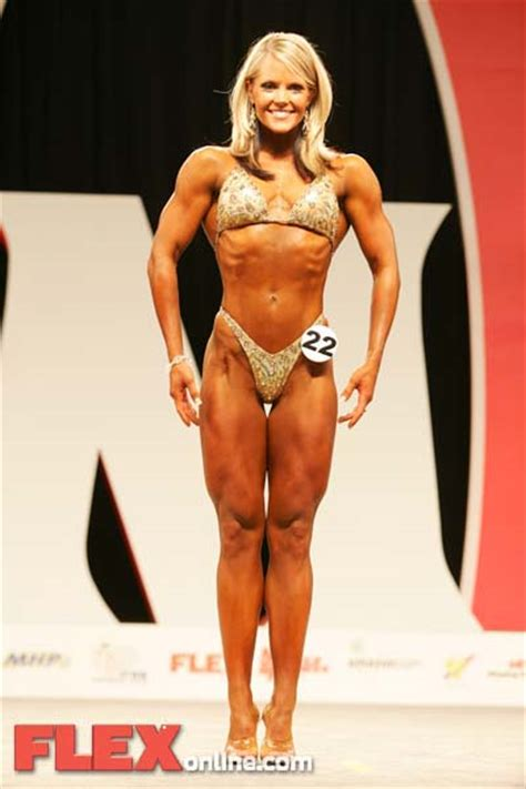 nicole wilkins lee takes olympia figure femalemuscle female bodybuilding and talklive by