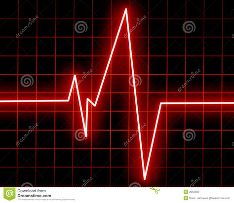 Heartbeat Stock Photography - Image: 2950832