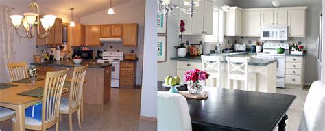 repeindre meubles de cuisine repeindre ses meubles de cuisine l 39 incroyable avant