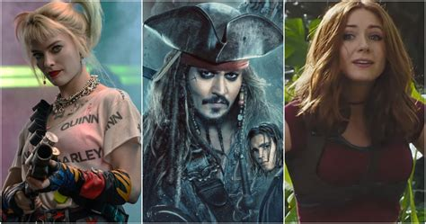 Livejournal.com makes no claim to the content supplied through this journal account. 5 Reasons The New Pirates Of The Caribbean Reboot Will Work (& 5 It Won't)