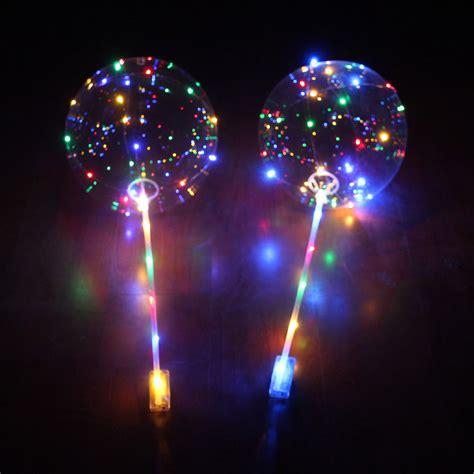 led balloon lights 18 led light balloons clear balloon wedding birthday