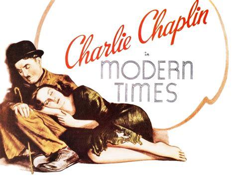 les temps modernes de charles chaplin 1936 analyse et critique du dvdclassik