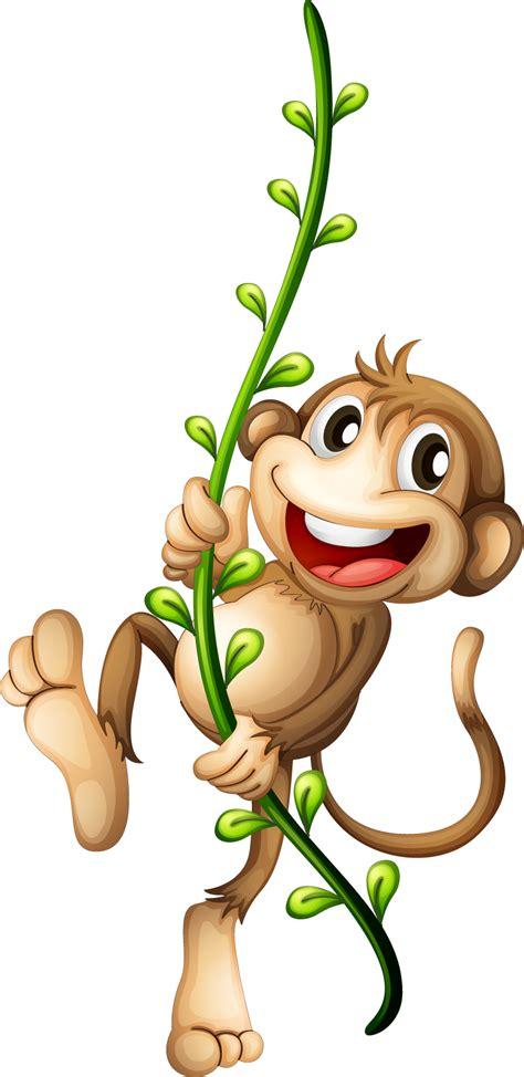 Monkey Transparent PNG | Baby, Cute, Cartoon Monkey Clean ...