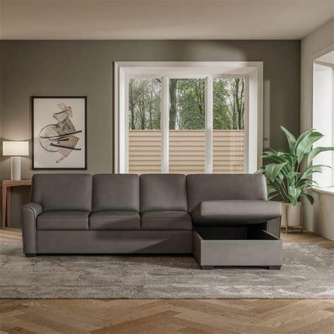 klein comfort sleeper sofa bed  bars  springs