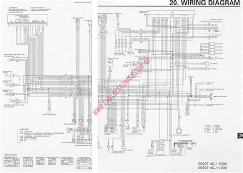 color wire diagram cbr 600 f3 wiring library