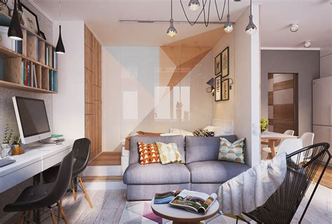 Tiny Apartments : Beautiful Small Apartment Plans