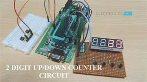 Logic Diagram Of Up Down Counter