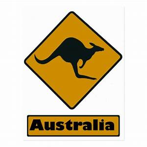Kangaroo Sign - ClipArt Best