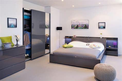 conforama chambre a coucher adulte chambre à coucher adulte cocoon contemporain chambre