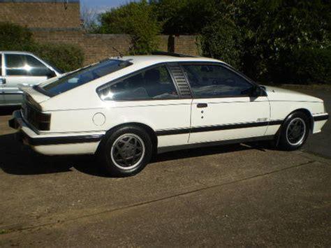 1985 Opel Monza 3.0ltr Gse Auto 1986 C Reg £2500(firm