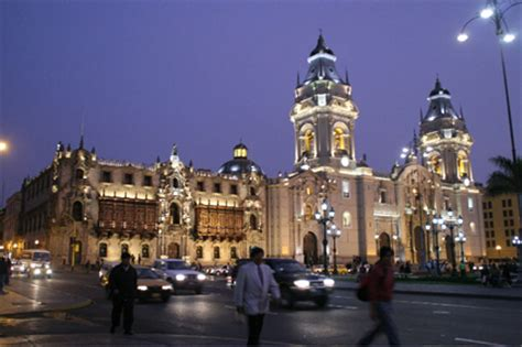 lovely lima perus capital   great city   great