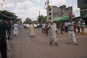 Madre De Dios  Realizan Marcha Contra La Trata De Personas