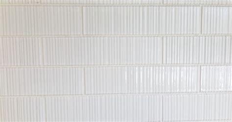 ann sacks tile savoy ribbed  white textileswallpaper