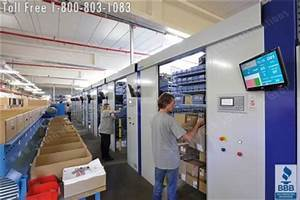 Automated Storage Retrieval Machines Increase Throughput ...