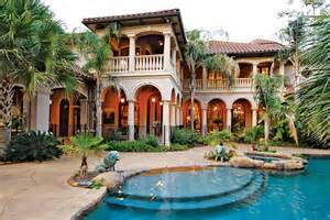 Stunning Mediterranean House Plans With Pools by Style Pools Dreams Houses Pools Decks Fabulous