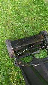 Environmental Hand Push Lawn Mower Grass Cutter M