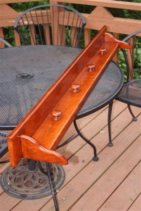 build  compression quilt rack woodworking