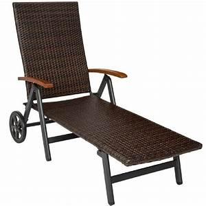 Chaise Longue Bain De Soleil : chaise longue bain de soleil transat de jardin pliante ~ Dailycaller-alerts.com Idées de Décoration