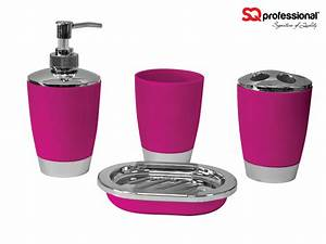 Cerise bathroom accessories 28 images 27awesome hot for Pink camo bathroom accessories