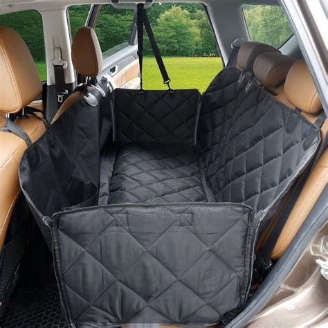 Back Seat Hammock For Dogs by 2019 Pet Car Seat Cover Mat Cushion Protector Safety