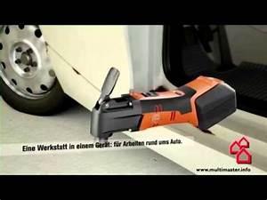 Fein Multimaster Bauhaus : bauhaus tv produktvideo akku multimaster von fein youtube ~ Orissabook.com Haus und Dekorationen