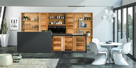 meuble angle cuisine megève cuisine bois moderne sagne cuisines