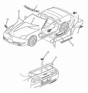 Wiring Diagram For 98 Corvette Doors