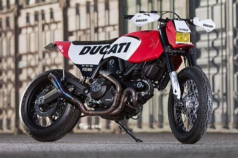 ducati scrambler russell motorcycles pipeburncom