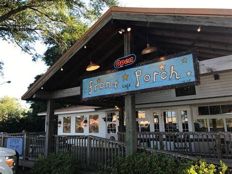 the front porch cafe the front porch cafe pass christian restaurant reviews