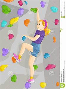 Rock wall clipart - Clipart Collection | Rock climbing ...