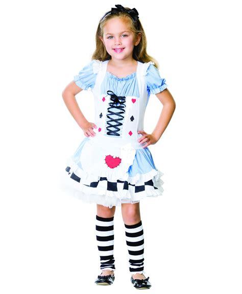 Miss Wonderland Child Girls Costume Buy Online