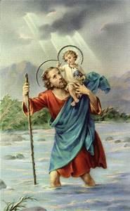 Saint Christophe Patron : saints you 39 ll need to survive your summer epicpew ~ Medecine-chirurgie-esthetiques.com Avis de Voitures