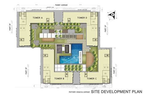 floor plan website mplace south triangle smdc